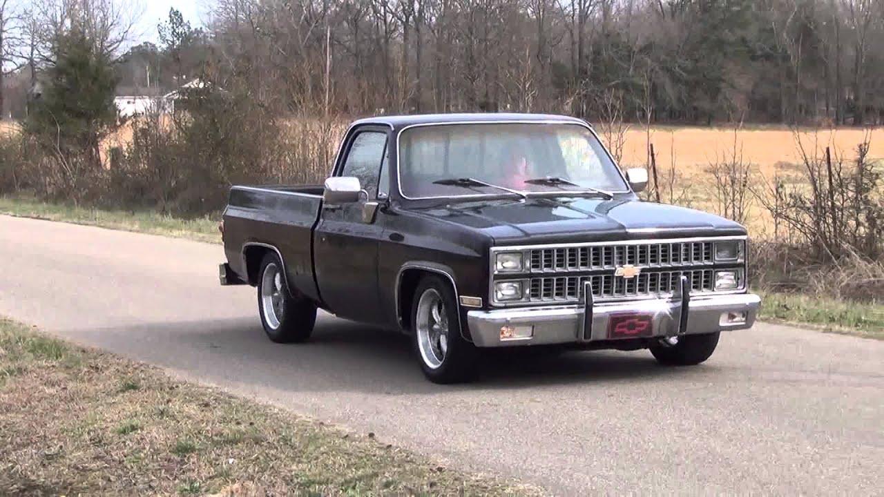 1982 Chevrolet Truck Silverado Video 2
