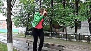"Специально для ТНТ.Танец ""Я танцую"". Посёлок Вахтан."