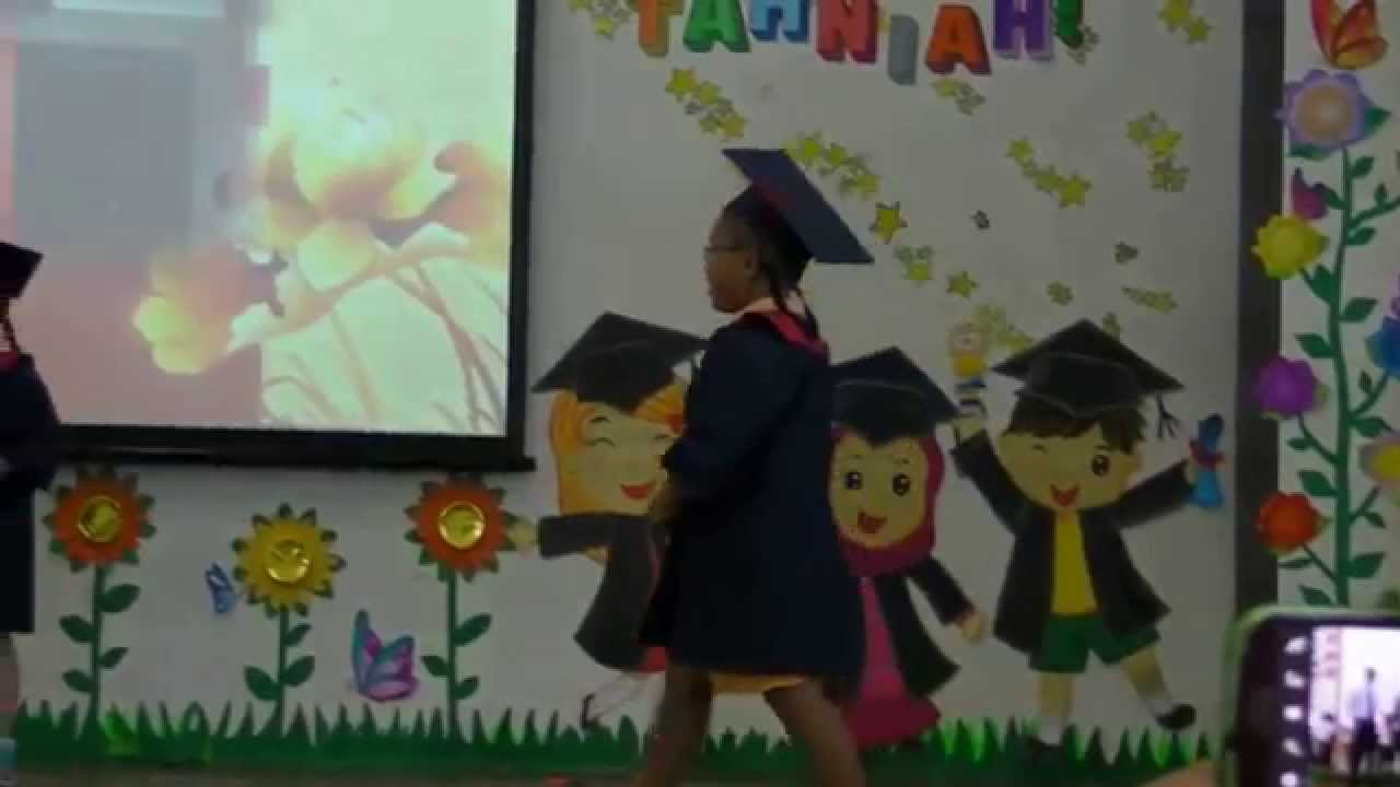 annabelle foo 2014 kindergarten graduation award youtube