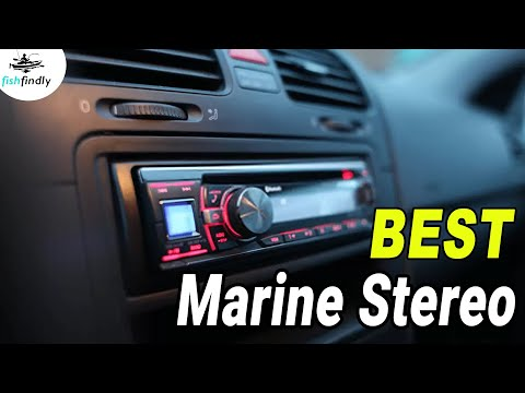 Best Marine Stereo In 2020 – Experts Guideline & Comparison