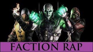 Mortal Kombat X RAP - Brotherhood of Shadow