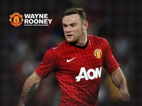 Wayne Rooney – Manchester United's Devil – Goals, Skills, Assists & Emotions 2013/2014