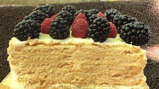 Торт «шустрик». Обалденно вкусно!