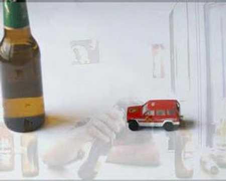 Anuncio contra el alcohol