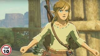 Top 10 Things You Didn't Know About The Legend Of Zelda