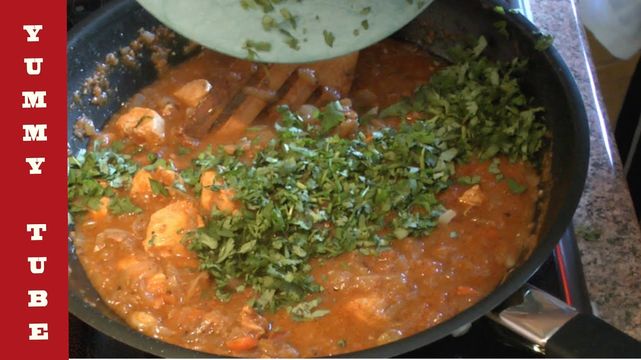 Chicken curry recipe with all the traditional indian ingredients and chicken curry recipe with all the traditional indian ingredients and spices cooking channel forumfinder Images