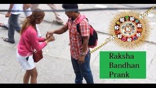 Nepali Prank - Raksha Bandhan Prank (रक्ष्ा बन्धन)