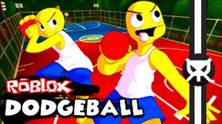 Doge ball? ▼ ROBLOX DODGEBALL! ▼ Random Roblox Games