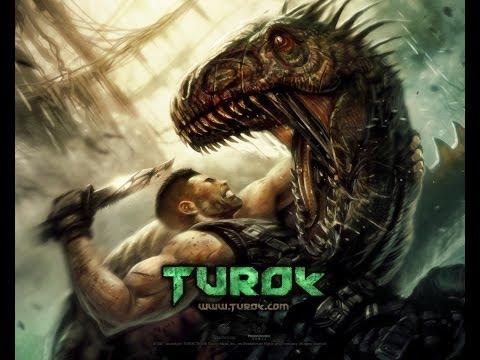 Turok 2008 Inhuman difficulty walkthrough part 1