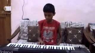 woh sham kuchh ajib thi instrumental Hemant kumar keyboard