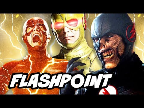 The Flash Season 3 Flashpoint Explained