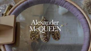 McQueen Creators | Bee embroidery with Aneliya Kyurkchieva, Alexander McQueen Embroidery Team