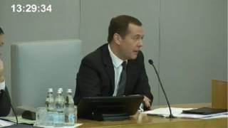 Медведев в Госдуме ответил на вопрос о фильме Навального