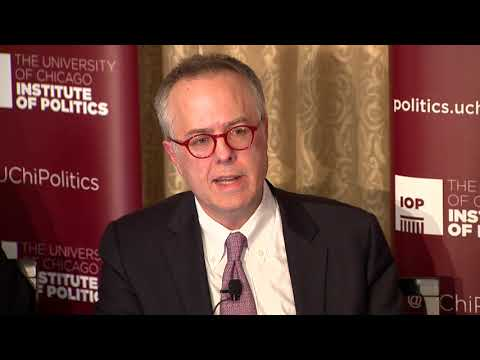 Restoring American Civility: A Conversation With Michael Gerson and Peter Wehner