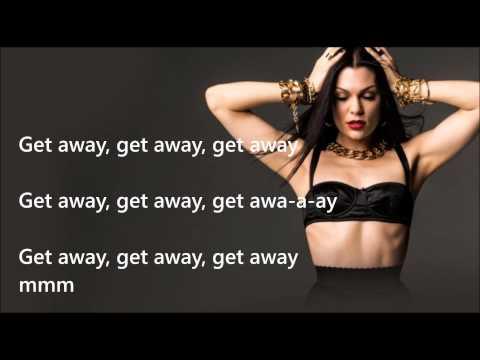 Get Away - Jessie J - Karaoke/Instrumental