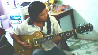 Eagles - Hotel California - Thiện Bến Tre guitar cover