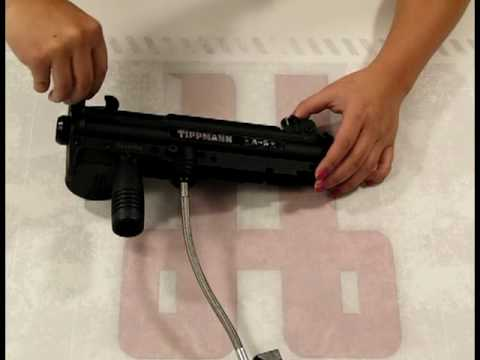 How to Install a Response Trigger on your Tippmann A5 Paintball Gun by HustlePaintball.com