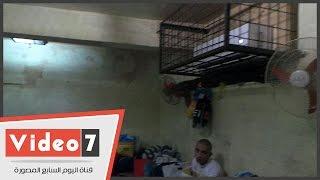بالفيديو.. انفراد.. شاهد أول زنزانة «مكيفة» فى أقسام شرطة مصر