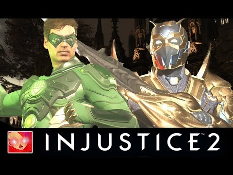 Injustice 2 - Characters Unique Intro Dialogues Part 1