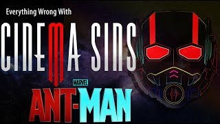 Everything Wrong With CinemaSins: Ant-Man in 16 Minutes or Less