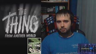 Vídeo Critica El enigma de otro mundo 1951