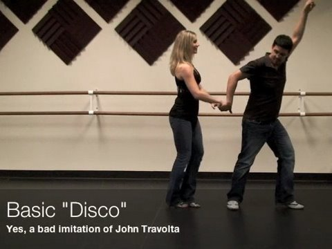 Salsa Dancing Lessons : Quick Spin Move