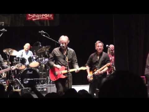Code of Silence - Springsteen with Joe Grushecky & the Houserockers - Jan 16 2010