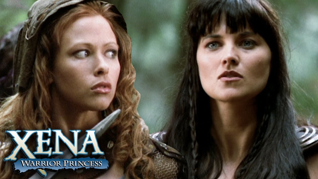 Download Xena Fights Side by Side with the Amazons | Xena: Warrior Princess