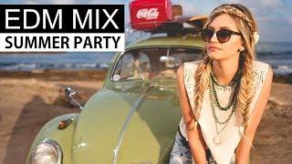EDM MIX 2018 - Summer Party Electro House Music - Stafaband