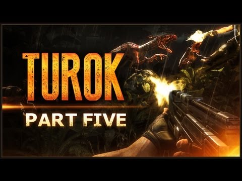 Turok | #5 | T-Rex Is Hungry.