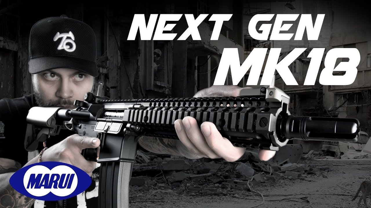 Tokyo Marui Mk 18 Next Gen Recoil Shock Best Electric Recoil In The Industry Redwolf Airsoft Rwtv Youtube