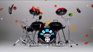 May 20 - BBQ Drums - #GetItToday