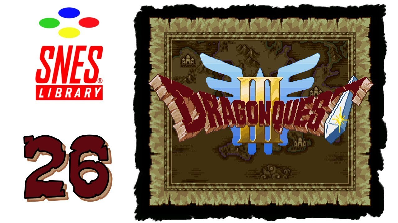 Dragon Quest III - Soshite Densetsu he... [26] - Riddles and Dragons