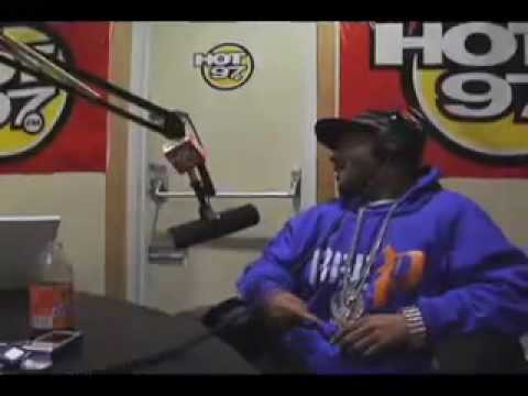 Prodigy Interview On Hot 97 (Prodigy Gets Locked Up In 1 More Day!)(Hold Ya Head)