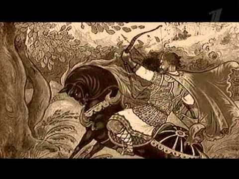 Мультфильм: Илья Муромец и соловей разбойник