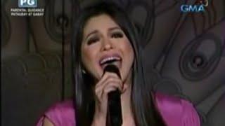 As If We Never Said Goodbye - Regine Velasquez (Live 2013)