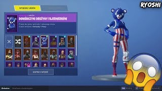 ✔️ FOR SALE FORTNITE ACCOUNT ✔️ (CURRENT) | 40 PLN | [MEGA SKINS] | SELLING MY FORTNITE ACCOUNT