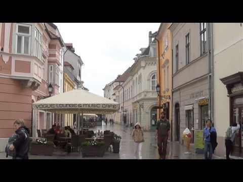 Györ -  Die Altstadt