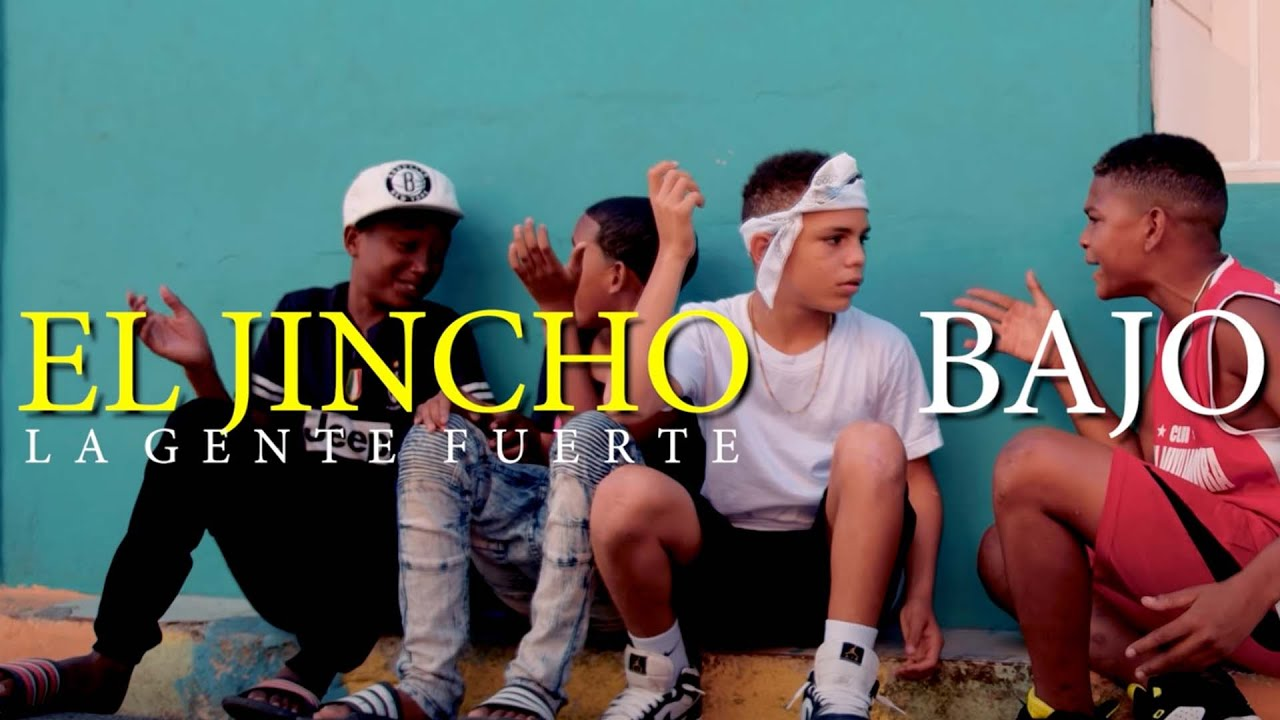 """""""BAJO MUNDO"""" EL JINCHO (VIDEOCLIP)"""