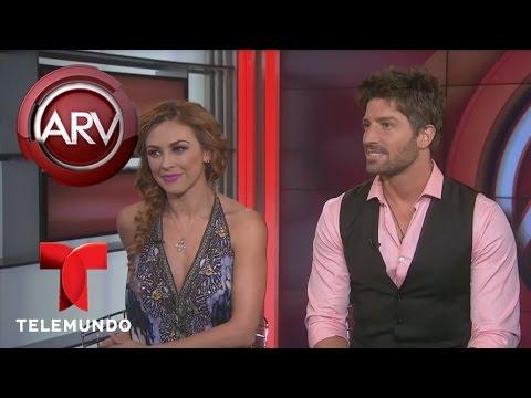 """""""La Doña no es una villana"""", asegura Aracely Arámbula   Al Rojo Vivo   Telemundo"""