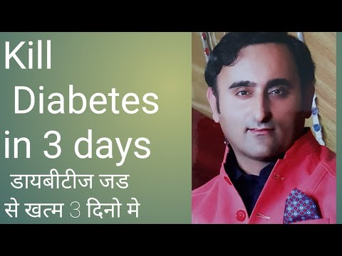 Guidelines to reverse the Diabetes in 3 days-Triorigin Food Consciousness