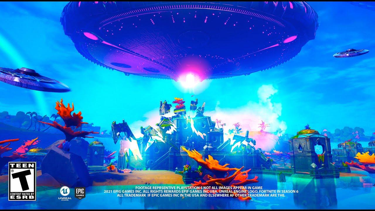 Download Fortnite Season 7 Live Event (Trailer)
