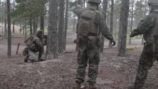 BALTOPS 2016 Finnish, Swedish and U.S. Marines