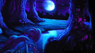☯ ♫♫  Psychedelic Dark Forest Mix  d(^_*)b ॐ
