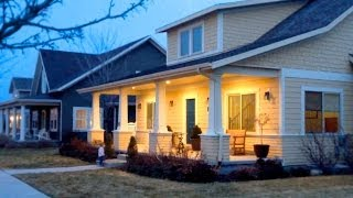 LED RECESSED Porch Can Light Installation - trim & bulb $7 from Home Depot