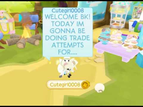Animal Jam Play Wild! - TRADE ATTEMPTS FOR FEATHER BOA!