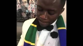 vuclip Maneno ya ReyVany kwa Diamond na Mashabiki wake baada ya kutwaa tuzo BET