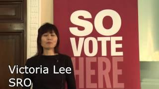 Victoria Lee - SRO