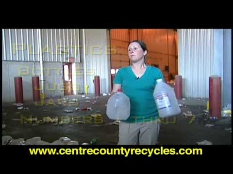 Centre County PA Recycling
