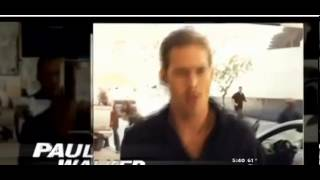 Paul Walker generous gift to a Military Veteran, and Fiance